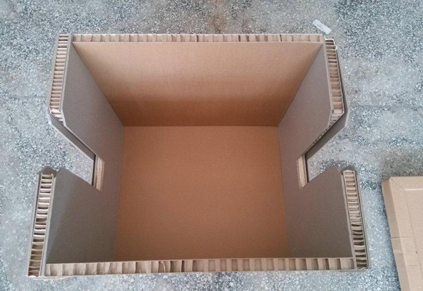 蜂窝纸板实图